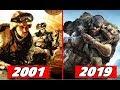 Evoluci n De Ghost Recon 2001 2019