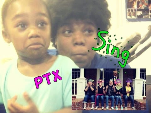 [Official Video] Sing - Penatonix Reaction
