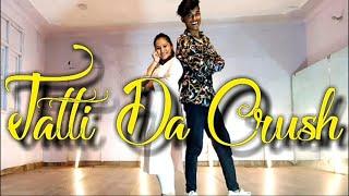 JATTI DA CRUSH || DANCE COVER || The Dance Wave Center || Kay vee singh || Nisha Bhatt