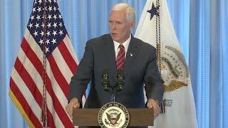 VP Pence Speaks To Troops In Hawaii - Full Event