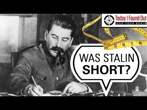 Stalin And His Size Mp3