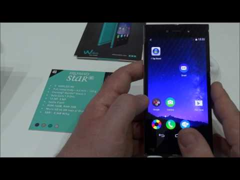 Wiko Star 4G, video anteprima dal MWC 2015