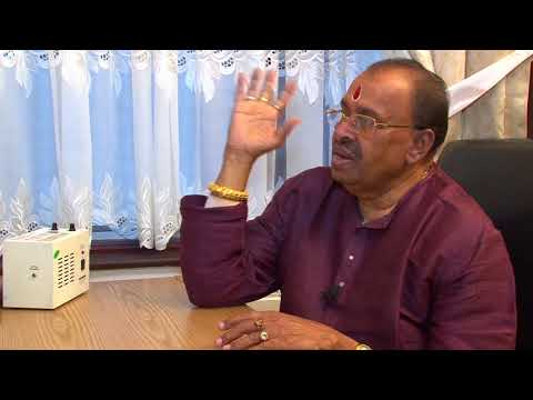 Jayan (Jayavijaya) in Garshom TV Celebrity Chat Show