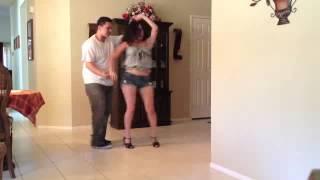 bailando Bachata  'Darte Un Beso' by Prince Royce