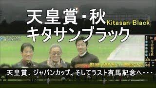 2017・複勝勝負#58・天皇賞秋 THE TENNO SHO Kitasan Black