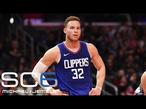 Chauncey Billups reacts to Pistons' Blake Griffin trade | SC6 | ESPN