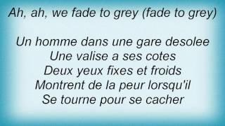 Evereve - Fade To Grey Lyrics