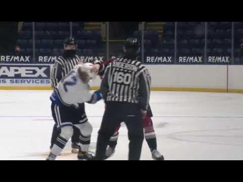 Cage Newans vs. Bryce Bader