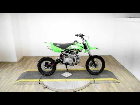 2021 SSR Motorsports SR125 in Wauconda, Illinois - Video 1