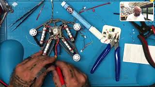 """Live Build - The new V2 Titus America HD 3"""" from Cyclone FPV"""