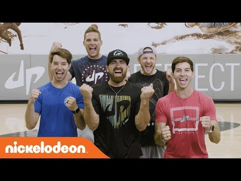 The Dude Perfect Show | 🏈  'This or That: Sports Edition' 🏀  | Nick
