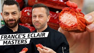 The Secrets Behind Some of France's Most Perfect Eclairs — First Person thumbnail