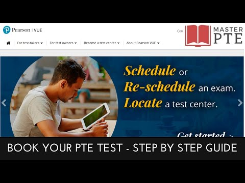 Pearson Website Update: How to Book your PTE Academic Exam ...