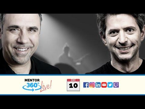 MENTOR360 Live! - Luis Ramos y Leo Piccioli - Cómo Usar Matrices en el Trabajo