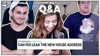WE CAN'T ANSWER THAT!!! OFFLINETV FAN Q+A