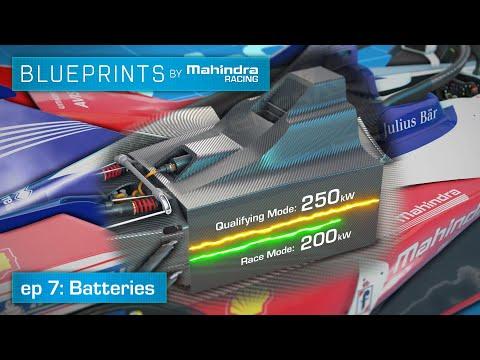 Mahindra Blueprints: Batteries