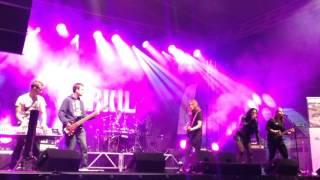 Video DARKIL - This is gonna hurt (Sixx A.M.) - live FASTfest Brno