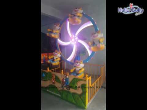 Teddy Ferris Wheel Kids ride