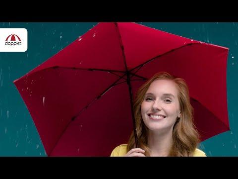 Зонт ZERO 99 Doppler — вес зонтика всего 99 грамм.