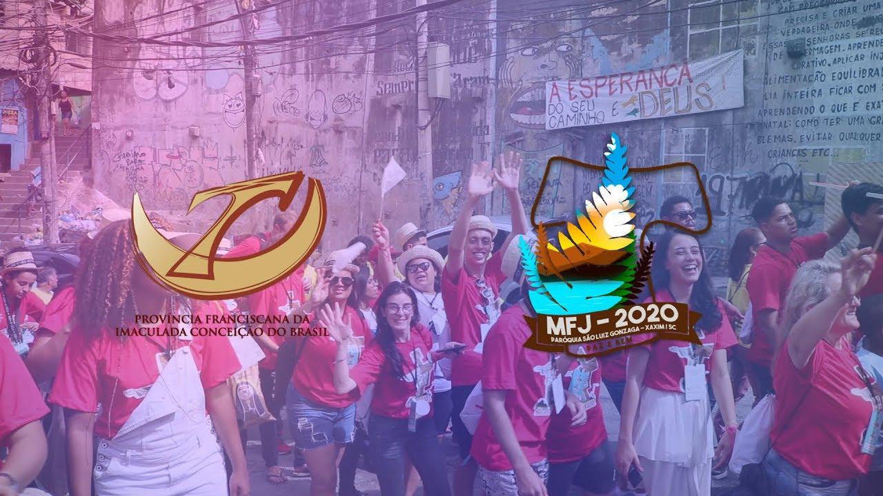Hino – Missões Franciscanas da Juventude 2020