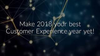 To your most Customer-Centric Year Yet!