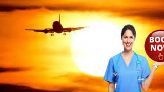 Hire Global Air Ambulance Service in Lucknow with MD Doctors