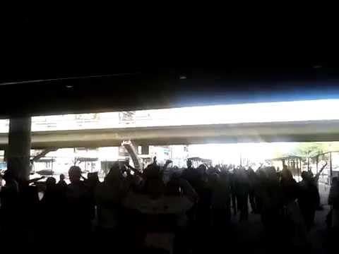 """""""Caravana 110 AÑOS C. A. PLATENSE"""" Barra: La Banda Más Fiel • Club: Atlético Platense"""