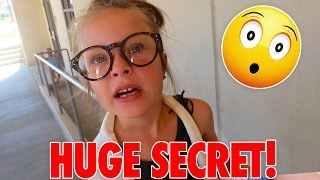 DISCOVERING A HUGE SECRET! 😱