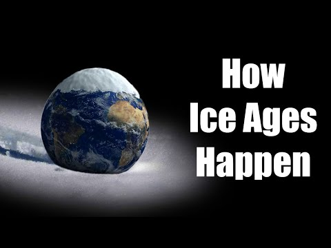 How Ice Ages Happen – the Milankovitch Cycles