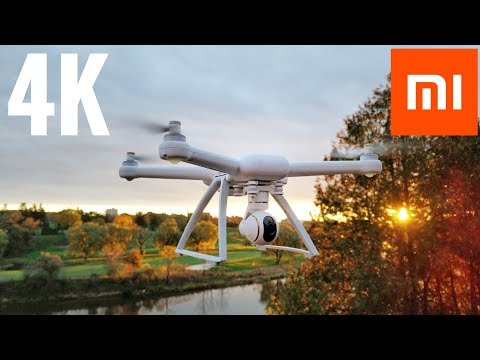 Best 4K Budget Drone – Xiaomi Mi Drone – Review and Sample Recordings