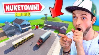 *NEW* NUKETOWN in Fortnite! (AMAZING)