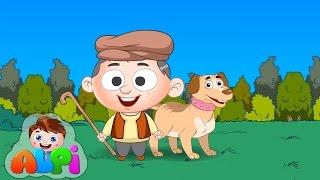 Çomar Çocuk Şarkısı - Bir Çobanın Köpeği Varmış Adı Çomarmış | Alpi Ve Arkadaşları