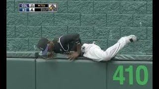MLB Hilarious Outfield Bloopers