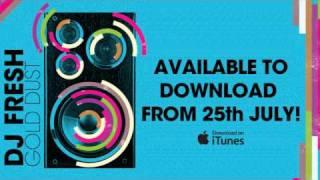 DJ Fresh - 'Gold Dust' (Sammy J Remix)
