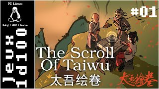 [FR Linux] The Scroll Of Taiwu 太吾绘卷 #1 Chinoiserie Chevaleresque