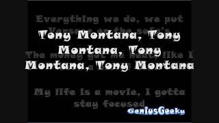 Tony Montana  - Future ft. Drake (Explicit)