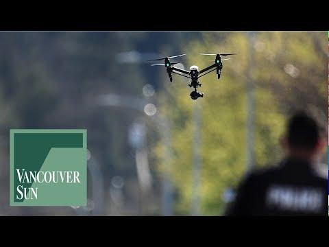 VPD announces drone program to aid in investigations   Vancouver Sun  Vancouver Sun