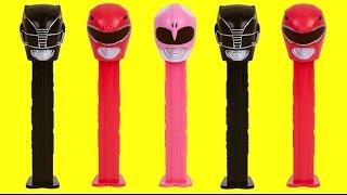 POWER RANGERS PEZ Dispensers   Toys Unlimited