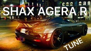 CSR Racing 2 Tune Shax Koenigsegg Agera R