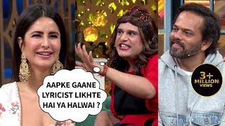 Click here to Subscribe to SET India Channel: http://www.youtube.com/setindia  Watch The Kapil Sharma Show, every Saturday and Sunday at 9:30 PM, exclusively on SET.