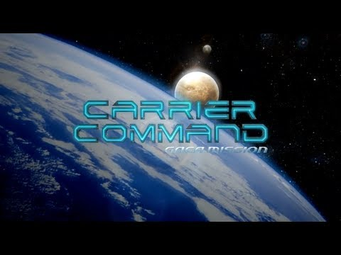 Imagine Battlefield Was A Lot Bigger. With Space Weapons. That's Carrier Command