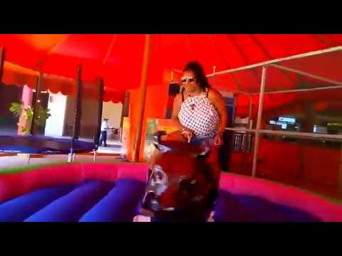 Amusement Bull Ride