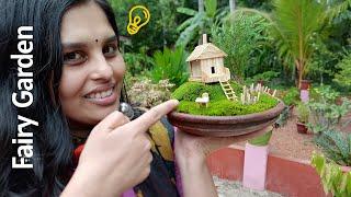 Fairy Garden|Fairy Garden Ideas|How To Make Cute Miniature Garden|How To Make A Fairy Garden|DIY