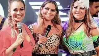 Solange Almeida, Márcia Fellipe E Walkyria Santos   Você Nunca Me Amou