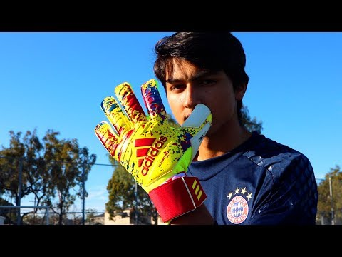 mp4 Adidas Training Goalkeeper Gloves, download Adidas Training Goalkeeper Gloves video klip Adidas Training Goalkeeper Gloves