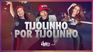 Tijolinho Por Tijolinho   Enzo Rabelo Ft. Zé Felipe | FitDance Teen  (Coreografía) Dance Video