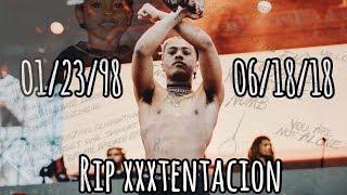 XXXTentacion   Sad Tribute To Jahseh Onfroy (RIP)