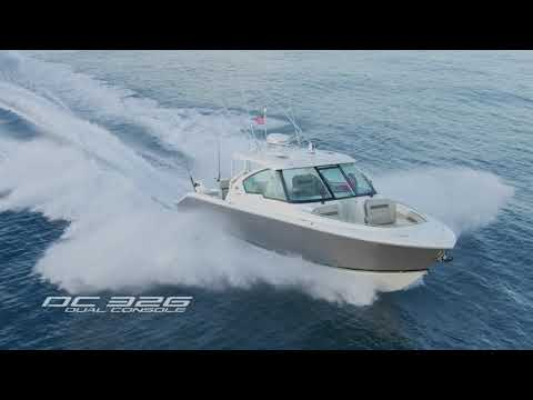 Pursuit DC 326 Dual Console video