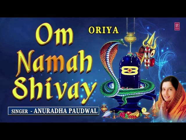 Shiv Dhun Om Namah Shivay Full By Anuradha Paudwal Om Namah