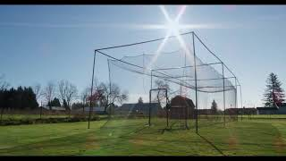 BCI Commercial Batting Cage